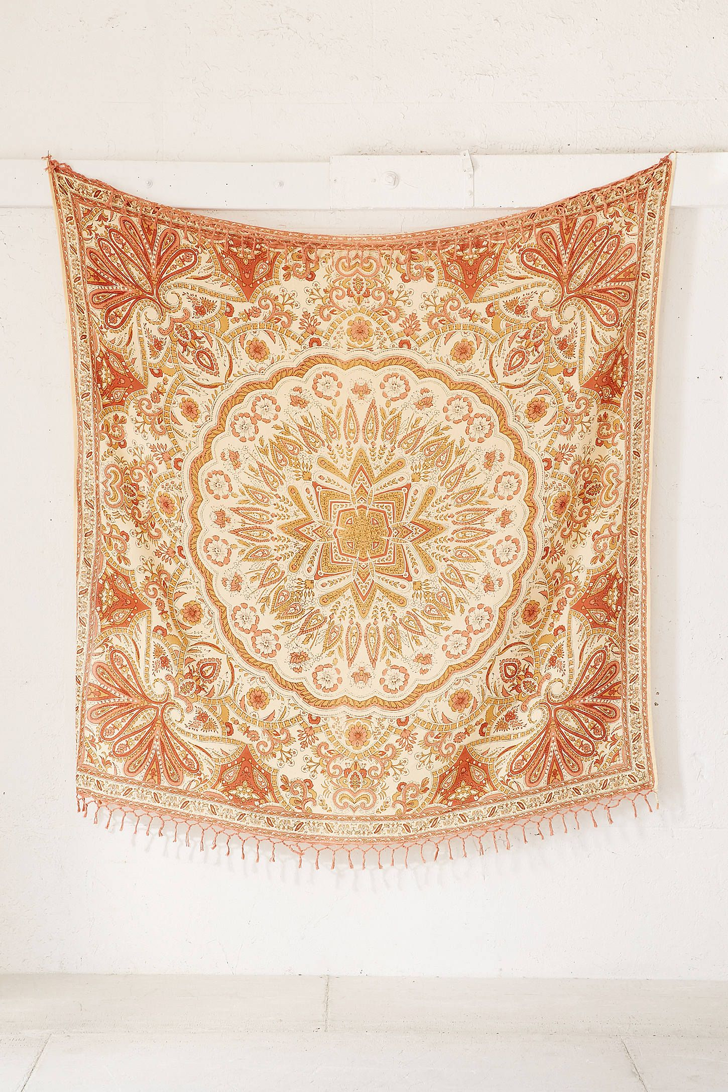 Reya Medallion Tapestry | Tapestry, College room and Room