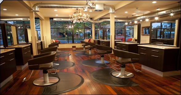 salon layout room