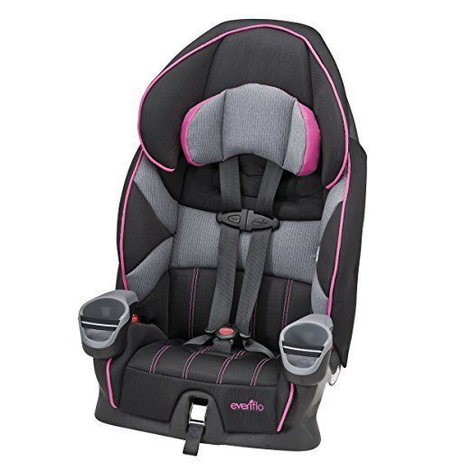 Phenomenal Evenflo Car Seat Maestro Booster Infant Toddler 5 Point Ocoug Best Dining Table And Chair Ideas Images Ocougorg