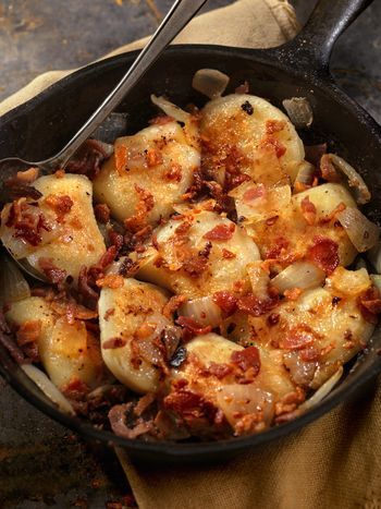 Photo of Grated Polish Potato Dumplings (Pyzy) Recipe