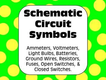 use these schematic circuit symbols to assemble u201cpaper circuits rh pinterest com