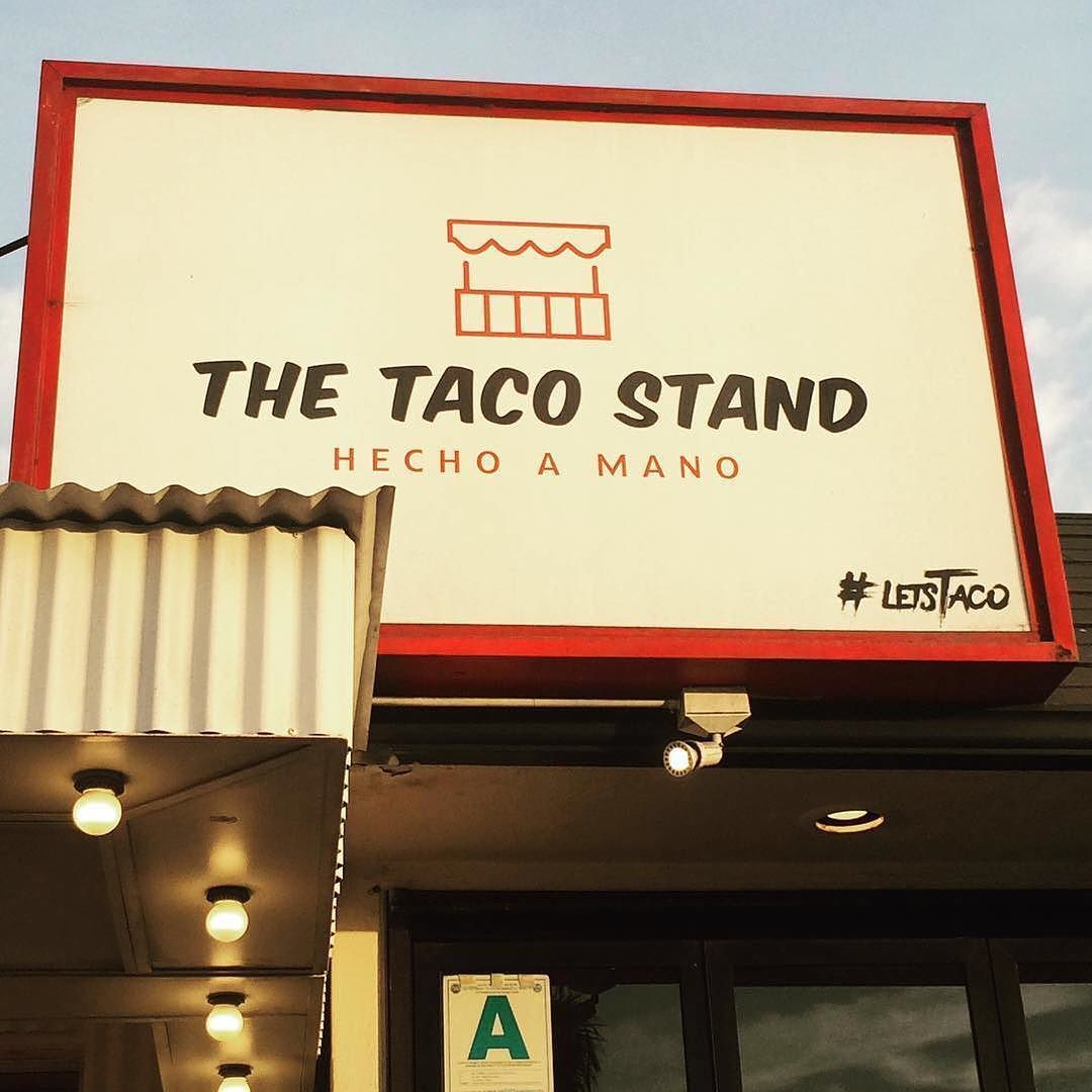 Pin Auf The Taco Stand