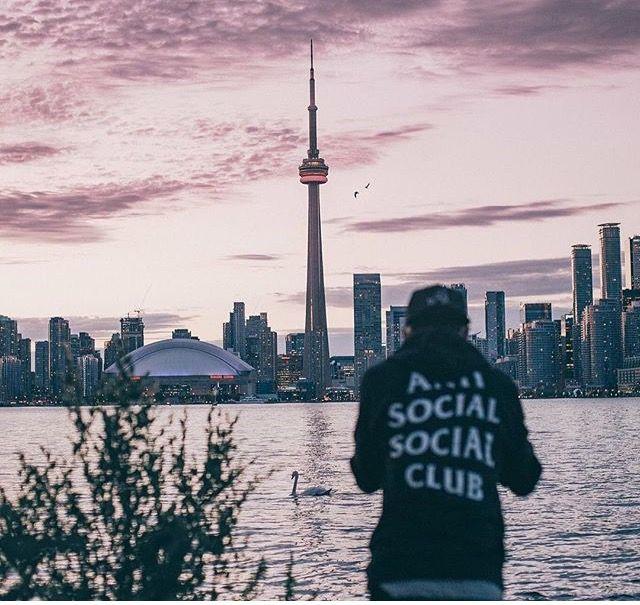 ANTI SOCIAL SOCIAL CLUB | ️Supreme Stussy Bape Off_white ...