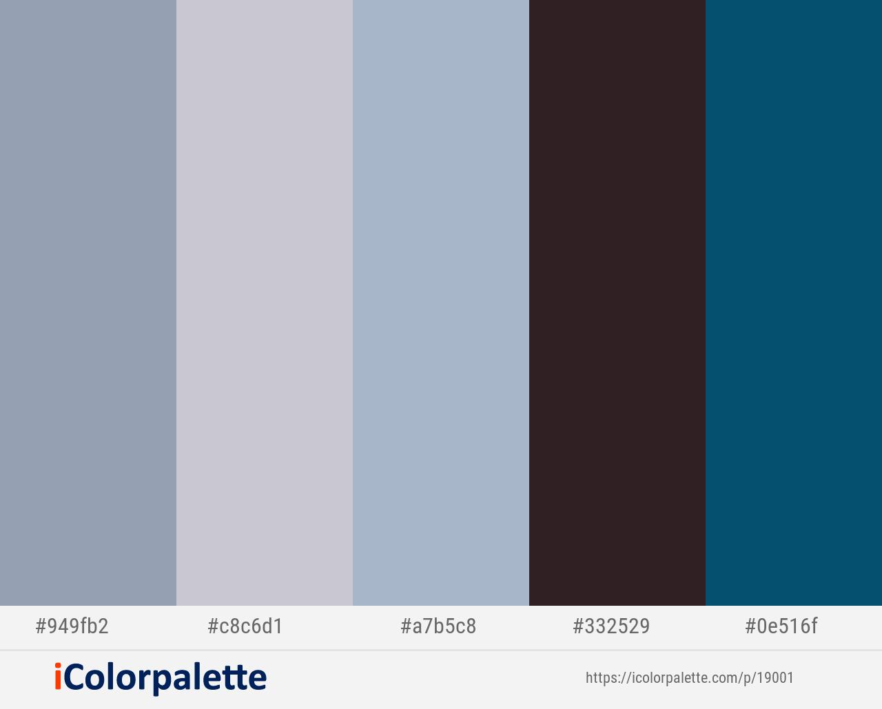 Sea Green Color Schemes Blue Colour Palette