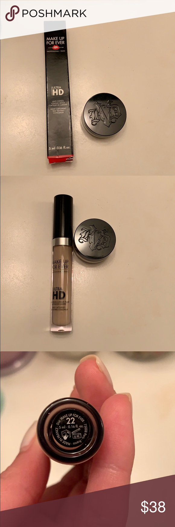 Makeup forever Ultra Hd concealer shade 22 in 2020