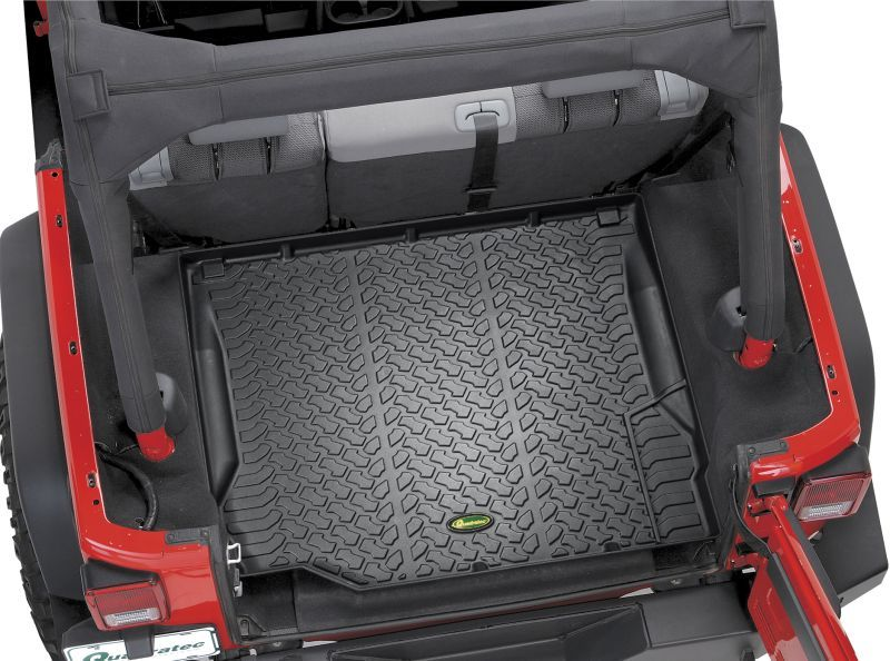 Quadratec 174 Ultimate All Weather Rear Cargo Liner For 07 12