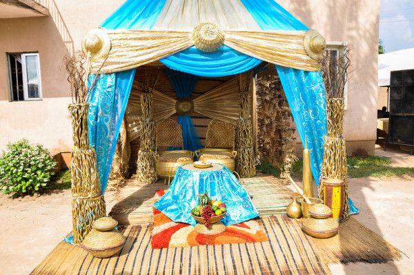 Nigerian edo benin wedding traditional ceremony Ehizogie ...