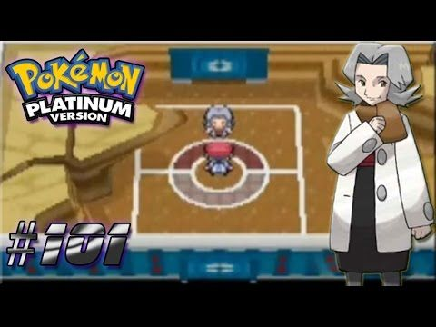 pokemon platinum walkthrough pdf