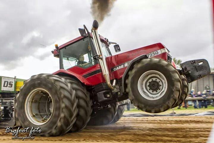 Case Ih 7250 Magnum Fwd Case Ih Tractors Case Tractors Truck