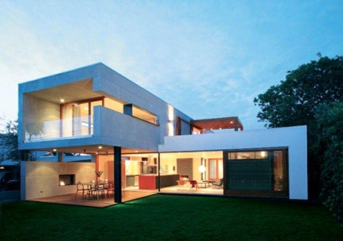 Très Vous-êtes intéressés par une maison toit plat ? 84 exemples pour  NS99