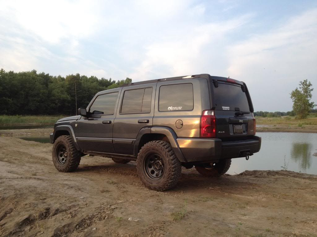Jeep Commander XK Limited