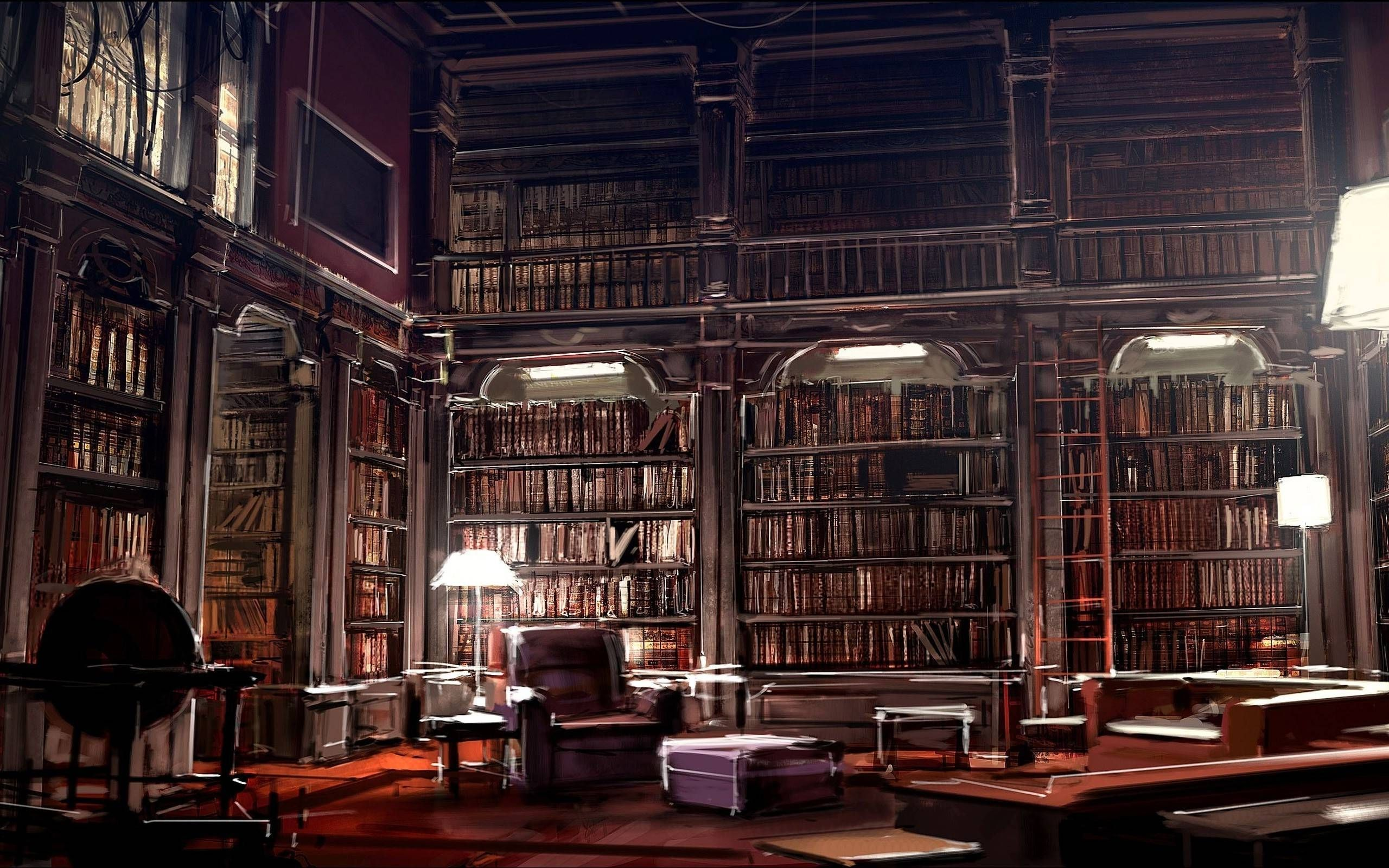 Library Wallpapers Full Hd Wallpaper Search In 2019