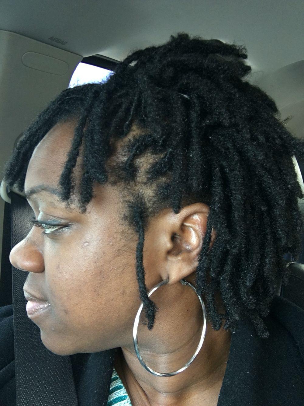 Short Locs Hairstyles Locs Hairstyles Natural Hair Styles