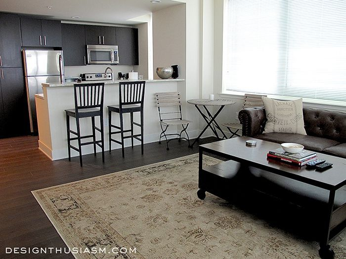 Pin By McKenna Kasper On Apartment In 48 Pinterest Living Room Adorable Basement Apartment Design Ideas Style