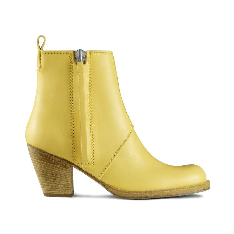 Acne Studios - Pistol sh lemon yellow