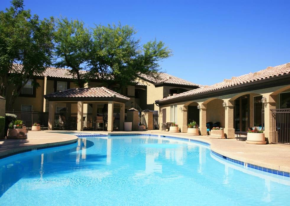Beautiful sparkling pool   Cheap apartment, Outdoor living ... on Cheap Outdoor Living id=68633