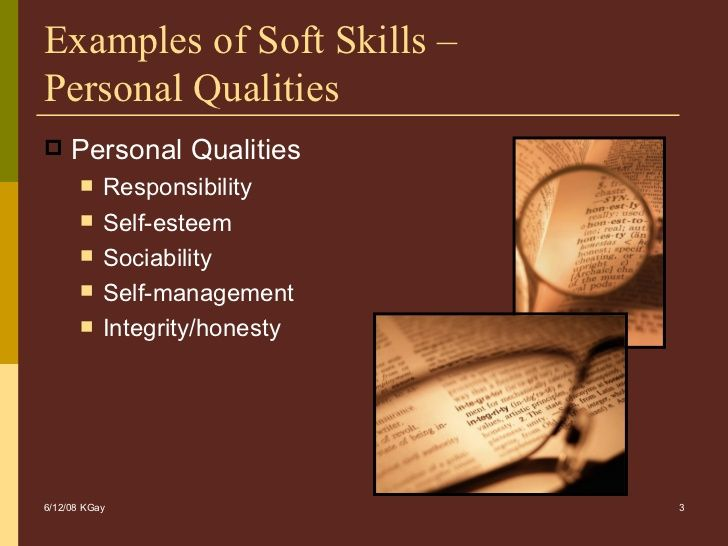 26 Soft Skills Training For Job Readiness Soft Skills (Teaching - personal skills for resume