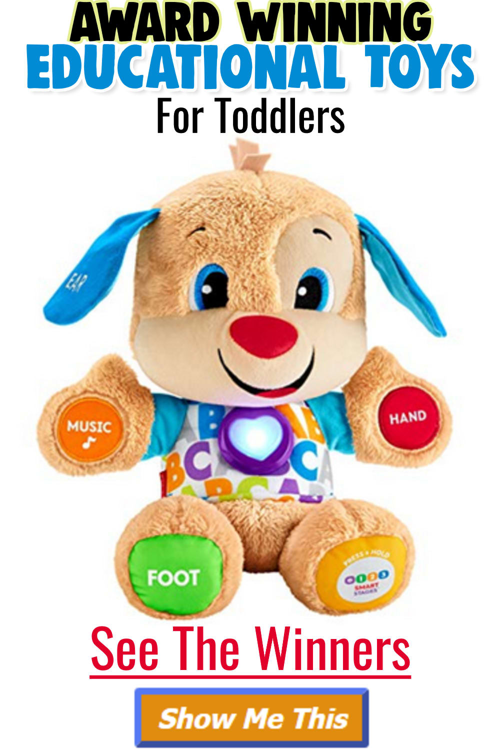 Award Winning Toys For Toddlers 2021 Educational Toys Winners Ages 1 2 3 Award Winning Toys Learning Toys For Toddlers Best Educational Toys