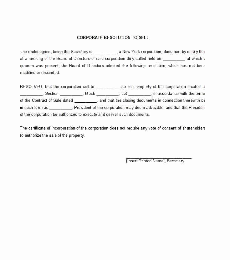 20 Corporate Secretary Certificate Template In 2020 With
