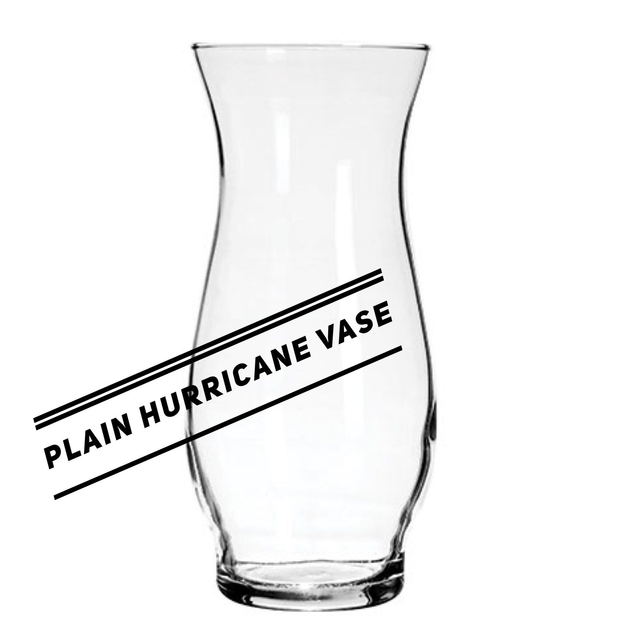 Custom Or Plain Glass Hurricane Vase S Decor For Party Or Wedding Personalize Vinyl Etch Design Floral 6 5 H Hurricane Glass Glass Hurricane Vase