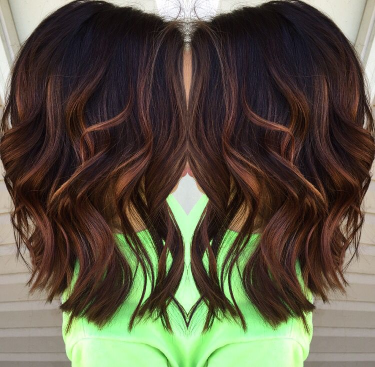 caramel balayage highlights more make up pinterest. Black Bedroom Furniture Sets. Home Design Ideas