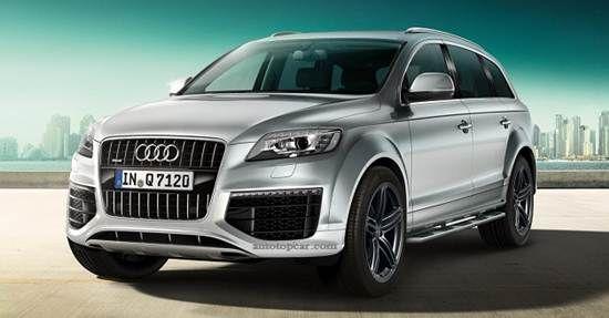 Audi Q7 Review And Redesign 2016 Car Reviews 2016 Audi Q7 S Line Audi Q7 Audi Q7 Tdi