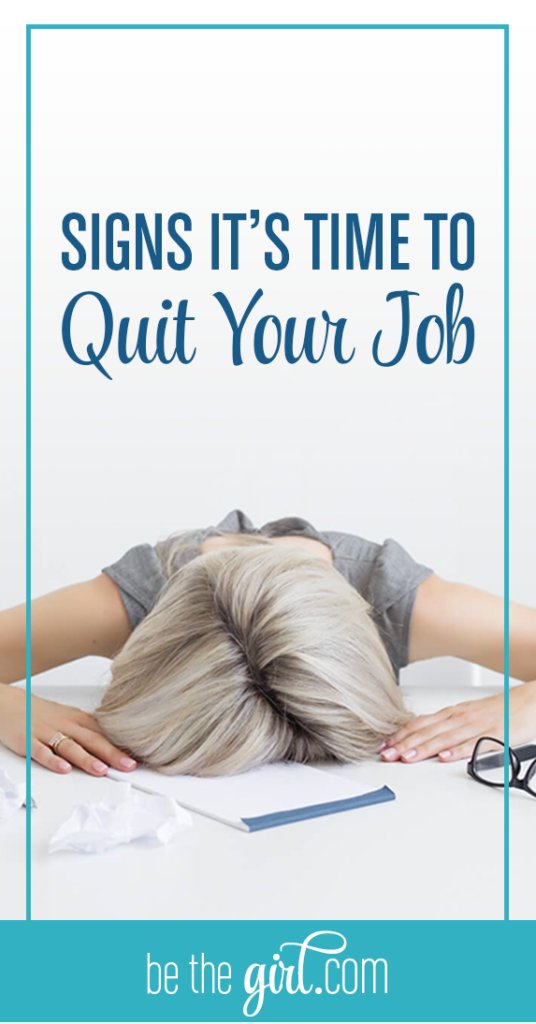 Superior Signs Itu0027s Time To Look For A New Job | #BeTheGirl. Job CareerCareer SuccessCareer  AdviceInterview ...