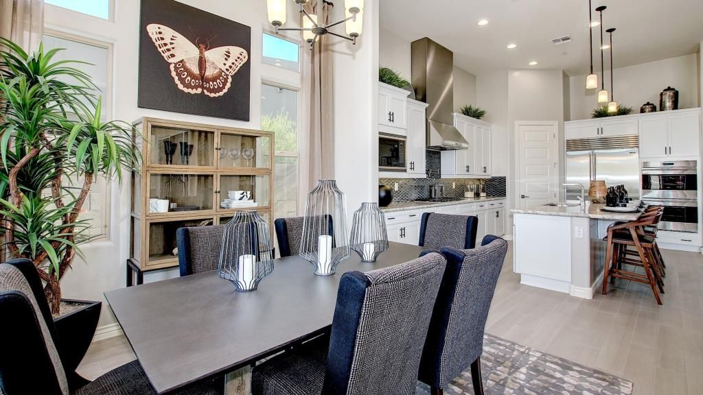 The Prescott at Enclave on the EighthDining (With images