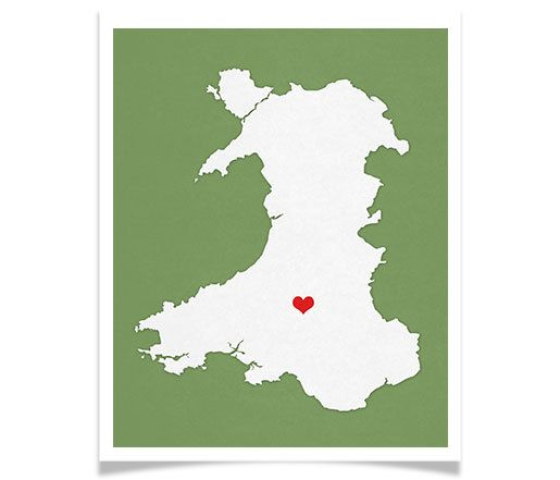 Embie Design - Wales, $17.00 (http://www.embiedesign.com/wales/)