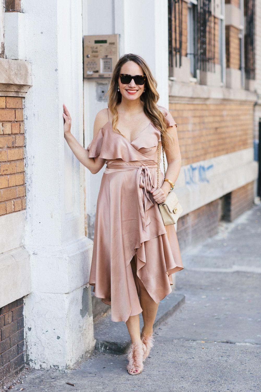 Zimmermann Sueded Asymmetric Wrap Dress Wrap Dress Dress Code Wedding Dress Codes