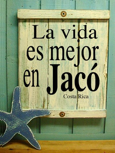 Pin By Nicole On I Like This Too Jaco Costa Rica Costa Rica Living Abroad