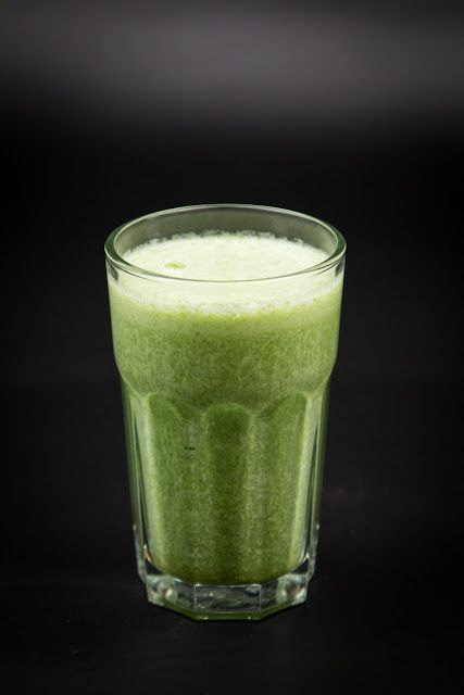 Hovkonditorn: Green Protein Smoothie