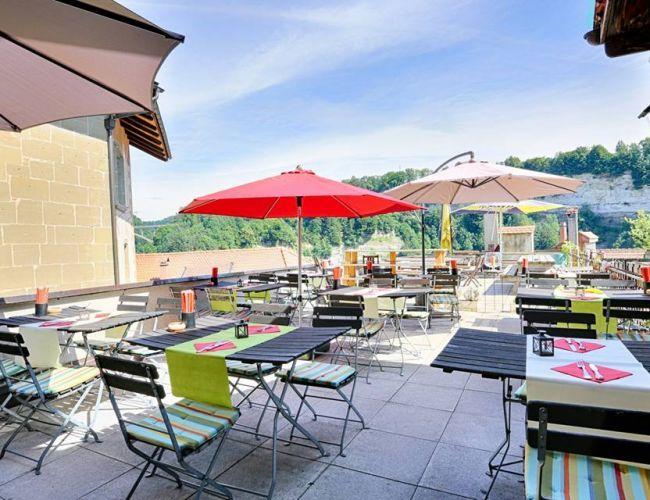 Tam S Kitchen à Fribourg Fr Terrasses Terrasse Et Suisse