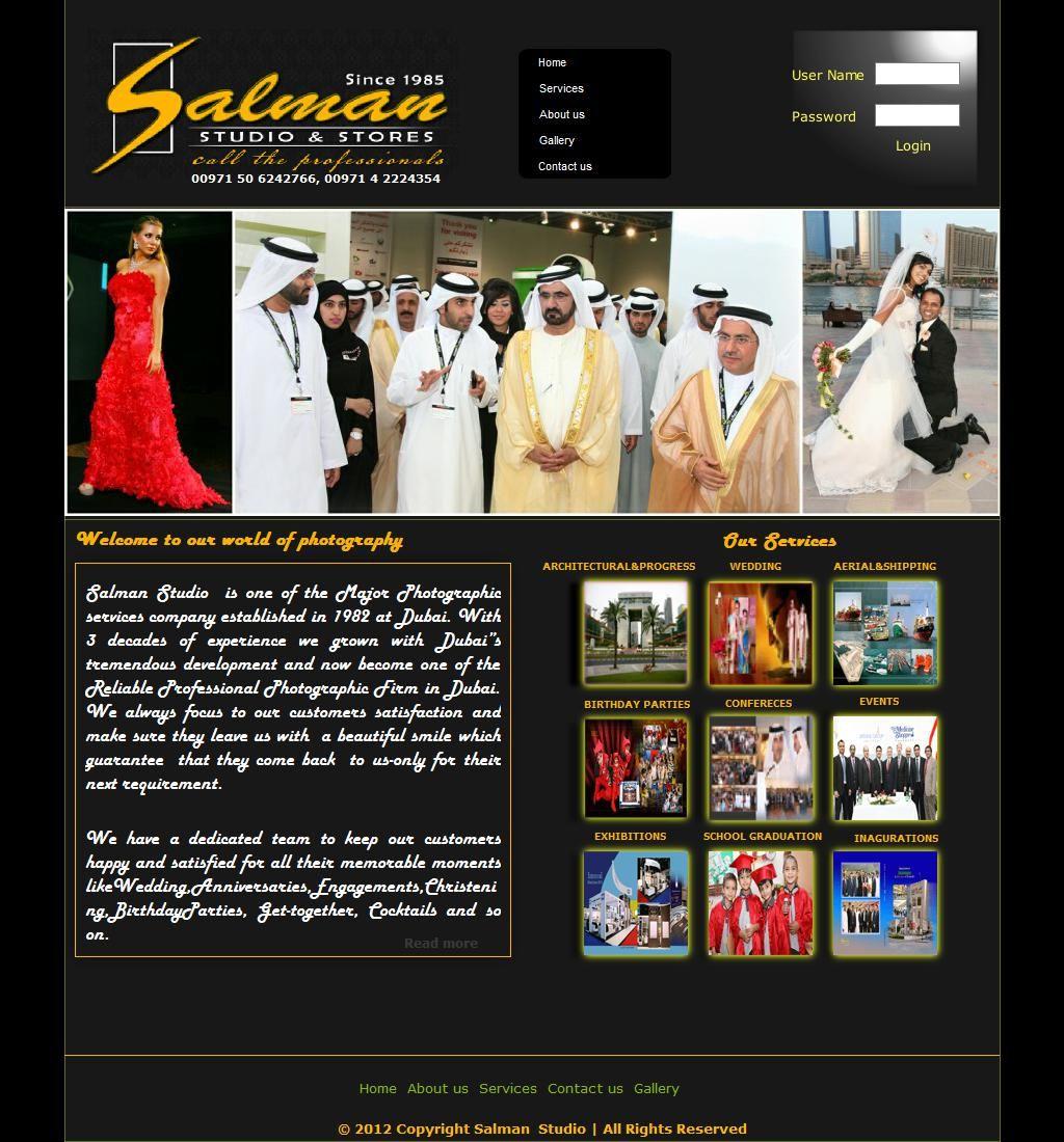 Salman Studio And Stores, Llc 38, 28 Street G Floor, Shop