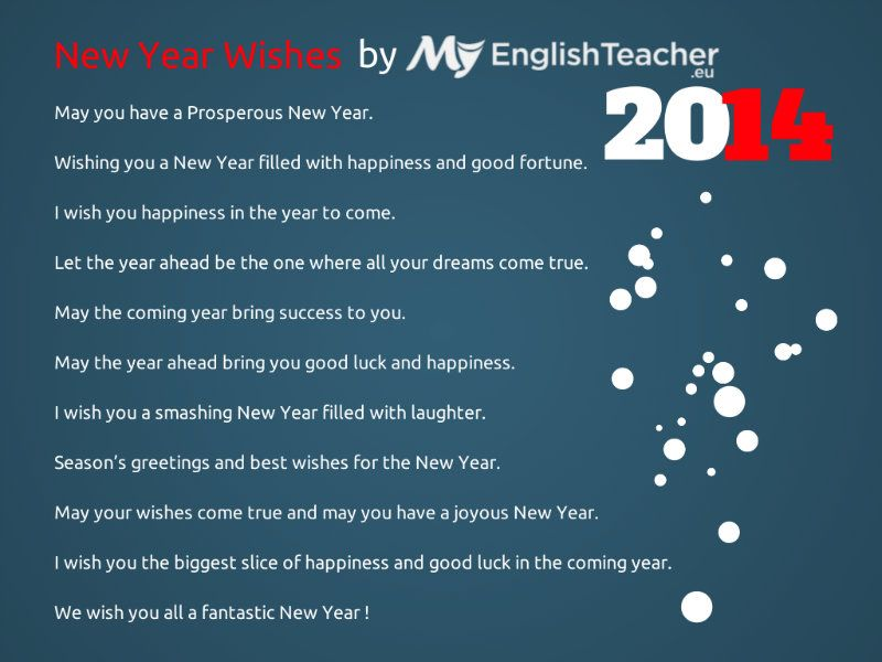 10 New Year Wishes And Useful Expressions To Spice Up The Holiday