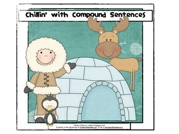 Compound Sentences Activities And Worksheets Simple Compound