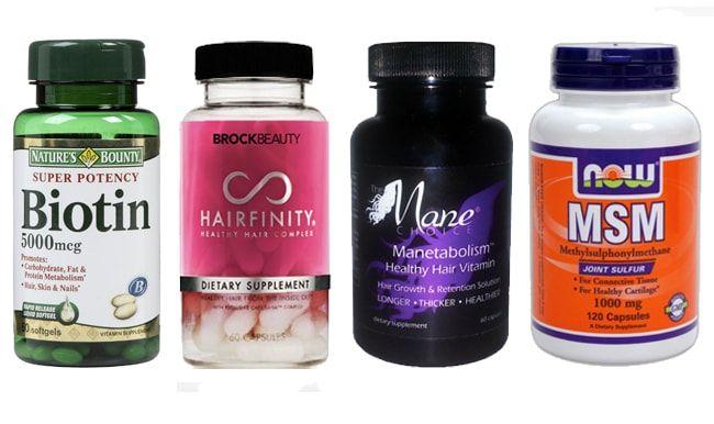 Infinity Hair Pills Vitamins Protective Styles Hacks