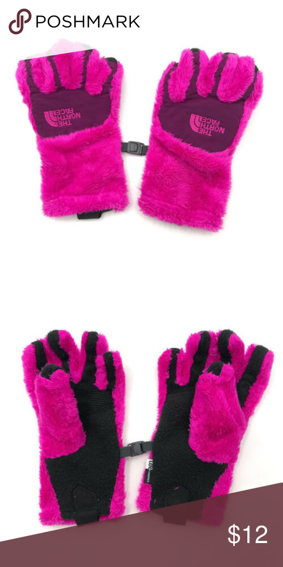 ae706712b The North Face Girls Denali Thermal Etip Glove The North Face Girls ...