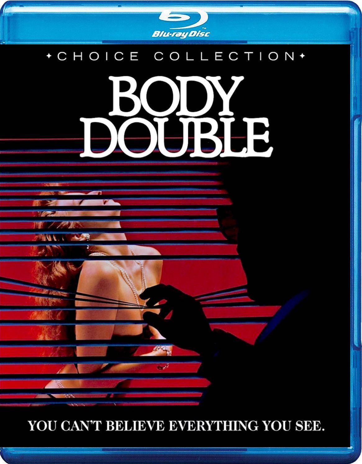 BODY DOUBLE BLURAY (SONY CHOICE) Blu ray, Movie scenes