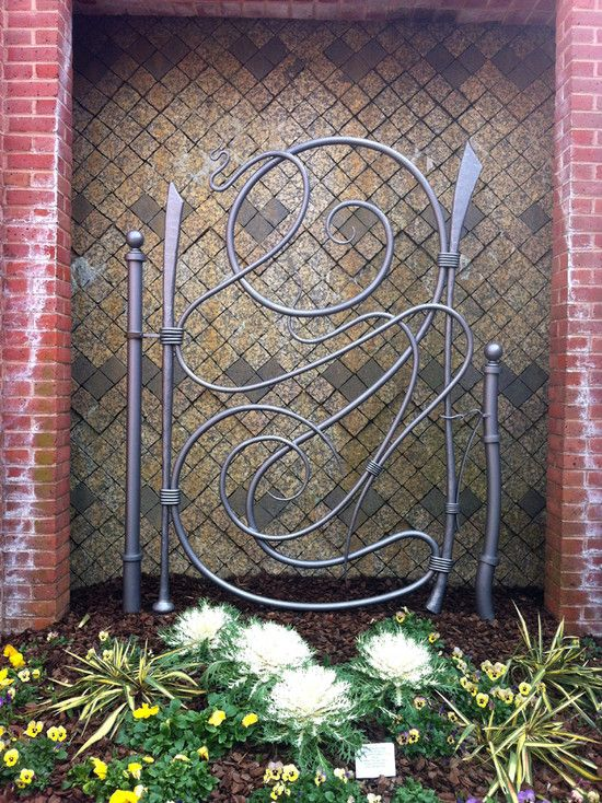 Eclectic Spaces Garden Gate Design, Pictures, Remodel, Decor and Ideas - page 5