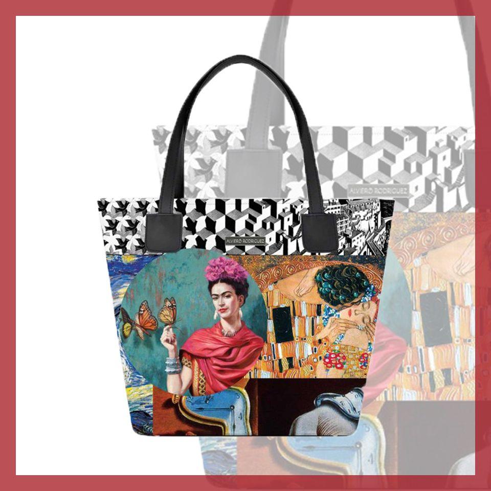 Alviero Rodriguez Deluxe Zaino Borse Shopper