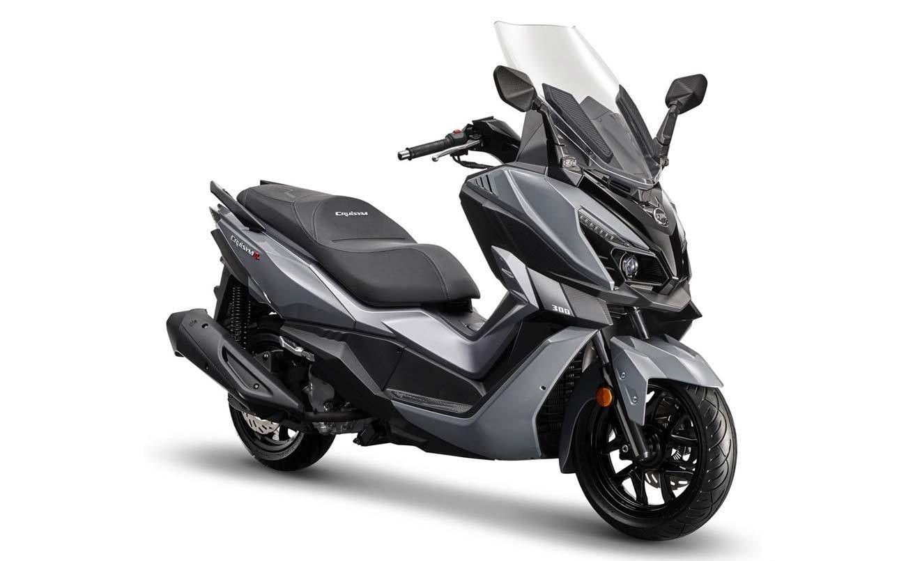 Sym Cruisym 300i 2021 Honda Sepeda Kendaraan