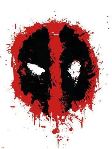Deadpool Logo By Omacknight Deadpool Stickers Deadpool Logo Deadpool Wallpaper