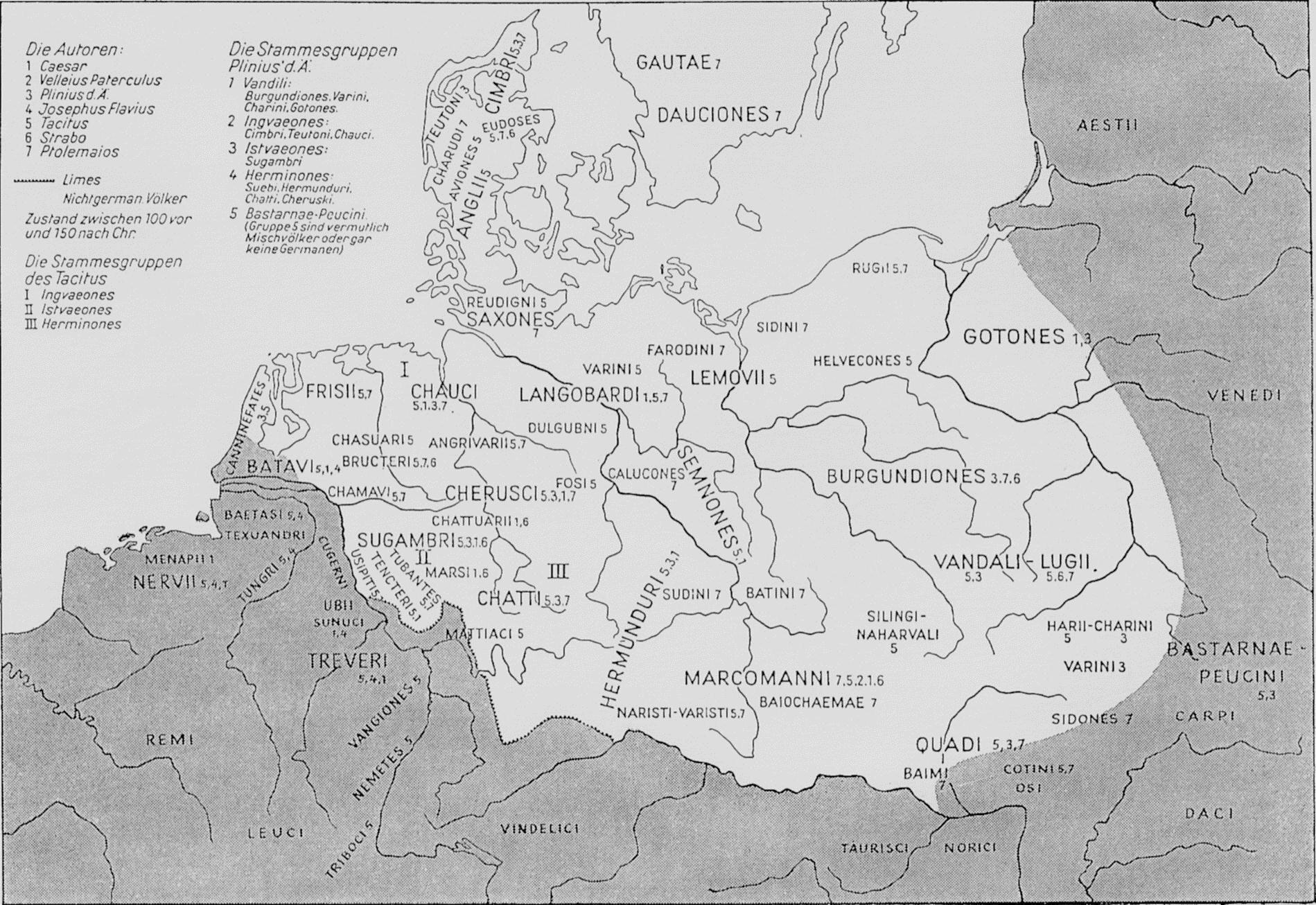 Deutsche Geschichte Die Wanderlust Unserer Vorfahren Deutsche