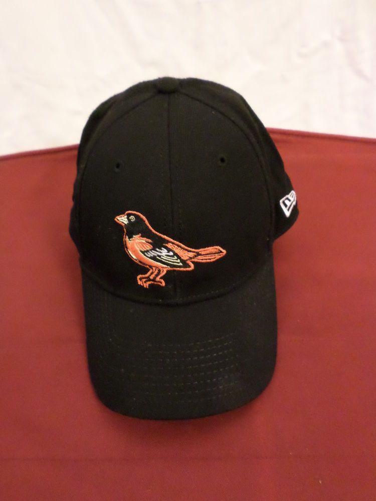 separation shoes 49d7c df703 B-1030 MLB Baltimore Orioles Baseball Hat Cap Bird Logo Embroidery Black New  Era  NewEra  BaltimoreOrioles