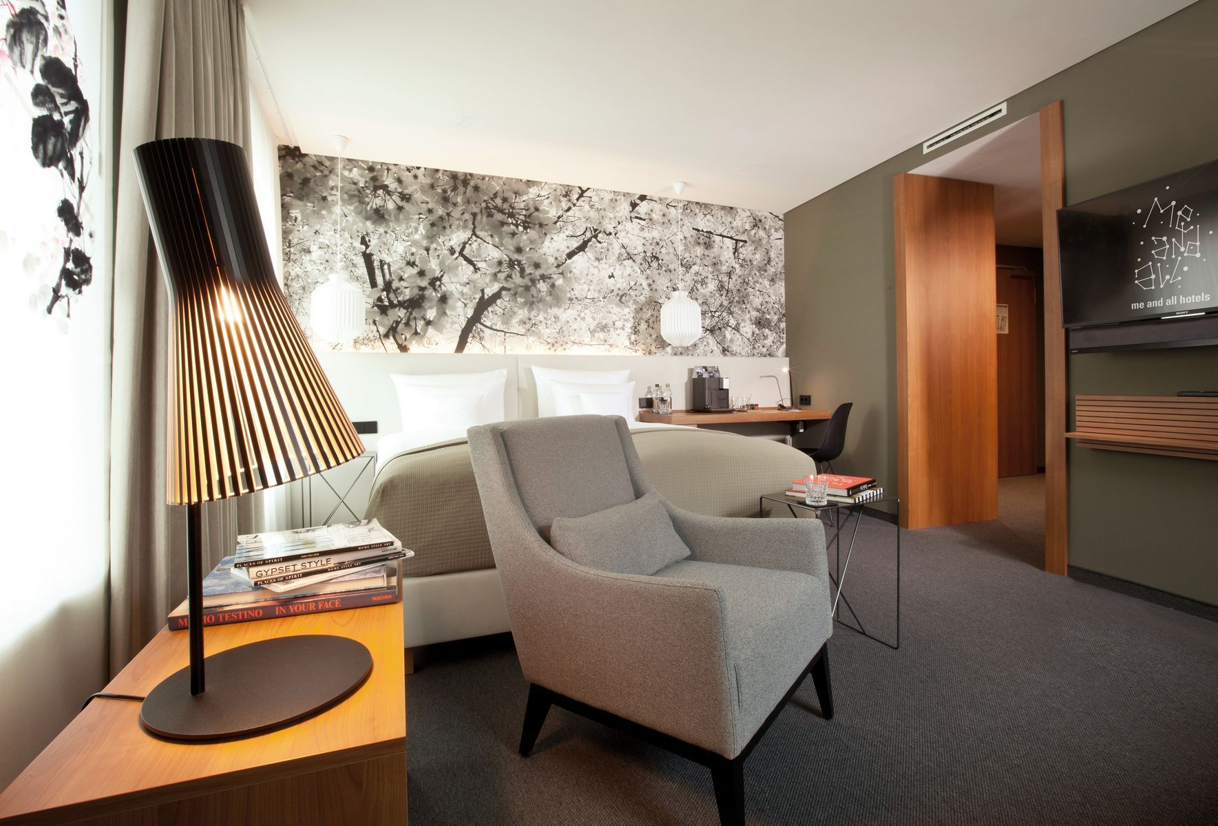 hotelzimmer düsseldorf  me and all hotel düsseldorf