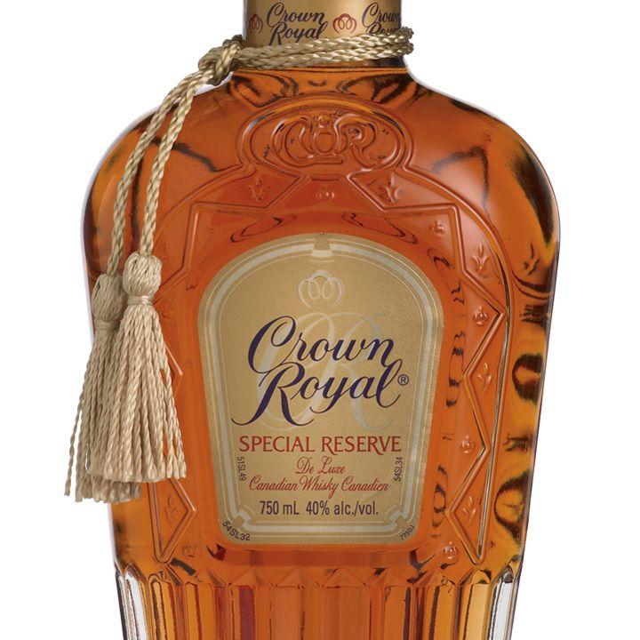 Crown royal special reserve liquor crown royal booze
