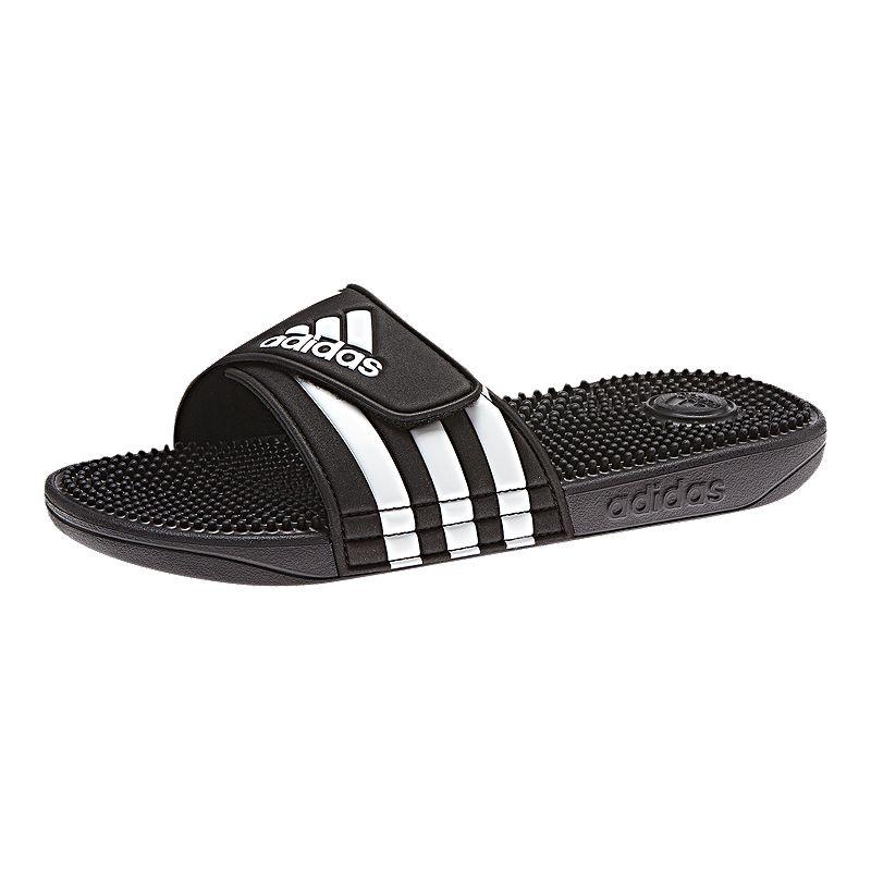 Adidas Kids Adissage Slide Sandals Black