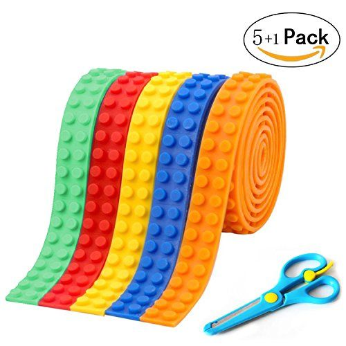 Lego Tape,Reusable Silicone Self-Adhesive Building Block ... https ...