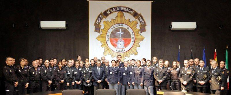 Internacionalización de la Escuela Nacional de Policía en Ávila | Blog Segurpricat Siseguridad Nacional e Internacional